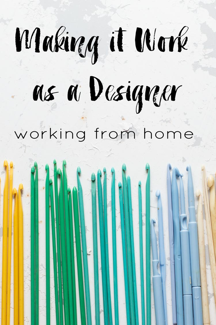 Making it Work as a Designer: Tips for Working from Home